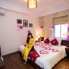 Hanoi Central Park Hotel 3* Улучшенный номер с различными типами кроватей фото 5