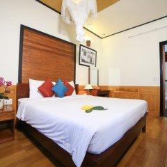 Отель Quang Xuong Homestay 2* Люкс с различными типами кроватей фото 6