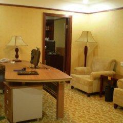Guangzhou Guo Sheng Hotel 3* Улучшенный люкс с различными типами кроватей