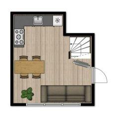 Cityden Museum Square Hotel Apartments 3* Улучшенные апартаменты с различными типами кроватей фото 15