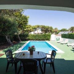 Отель Villa Isi Испания, Кала-эн-Бланес - отзывы, цены и фото номеров - забронировать отель Villa Isi онлайн бассейн фото 2