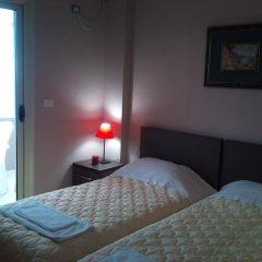 Hotel Relax Dhermi 4* Номер Комфорт с 2 отдельными кроватями фото 2