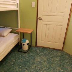 Mr.Comma Guesthouse - Hostel Кровать в женском общем номере с двухъярусной кроватью фото 7