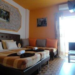 Minoa Hotel 2* Стандартный номер с различными типами кроватей