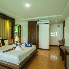 Отель Lanta Nice Beach Resort 3* Улучшенный номер фото 15