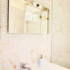 Отель Kaloj Албания, Тирана - отзывы, цены и фото номеров - забронировать отель Kaloj онлайн ванная фото 2
