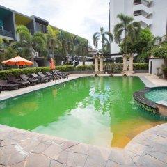 Отель ZEN Rooms Naklua бассейн