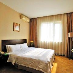 Отель Days Inn Forbidden City Beijing 3* Номер Делюкс с различными типами кроватей фото 4