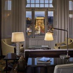 Four Seasons Hotel Gresham Palace Budapest 5* Люкс с 2 отдельными кроватями фото 4