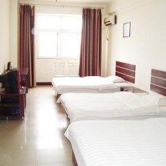 Zhengzhou Hongda Express Hotel 2* Стандартный номер с различными типами кроватей фото 2