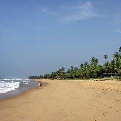 Отель Victoria Resort пляж