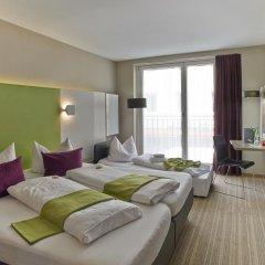 Hotel Demas City 3* Стандартный номер с разными типами кроватей фото 10