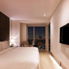 Hotel ENTRA Gangnam 4* Номер Премьер с двуспальной кроватью фото 4