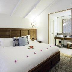 Отель Centara Grand Island Resort & Spa Maldives All Inclusive 5* Люкс с различными типами кроватей фото 5