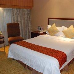 Shanghai Forte Hotel 4* Номер Бизнес с различными типами кроватей фото 3