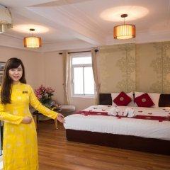 Hanoi Central Park Hotel 3* Стандартный номер с различными типами кроватей фото 15
