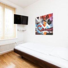Отель Swiss Star Guesthouse Oerlikon Цюрих комната для гостей фото 5