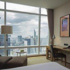 Eastin Grand Hotel Sathorn 4* Улучшенный номер с двуспальной кроватью фото 3