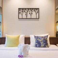 Отель Katathani Phuket Beach Resort 5* Номер Делюкс с двуспальной кроватью фото 12