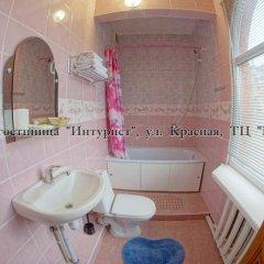 Гостиница Императрица Номер Комфорт с разными типами кроватей фото 24