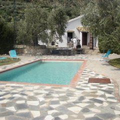 Отель El Cañuelo бассейн фото 3