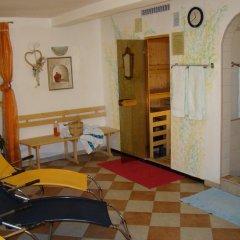 Отель Pension Villa Claudia Augusta Горнолыжный курорт Ортлер сауна