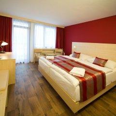 Hotel Krystal 3* Улучшенный номер с двуспальной кроватью фото 4