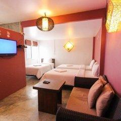 Отель Smile Buri House 3* Стандартный номер фото 7