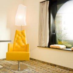 Отель ARCOTEL Onyx Hamburg 4* Улучшенный номер с различными типами кроватей фото 2