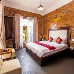 Отель Hoang Dao Villa 3* Улучшенный номер с различными типами кроватей фото 4
