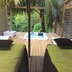 Отель Eden Paradise Spa бассейн фото 2