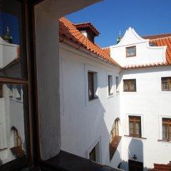 Отель Residence U Mecenáše Чехия, Прага - отзывы, цены и фото номеров - забронировать отель Residence U Mecenáše онлайн балкон