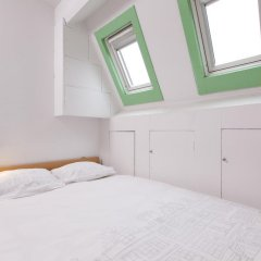 Отель Bed&Bike Нидерланды, Амстердам - отзывы, цены и фото номеров - забронировать отель Bed&Bike онлайн комната для гостей фото 3