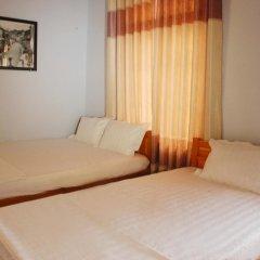 Отель Lam Chau Homestay Стандартный номер с различными типами кроватей