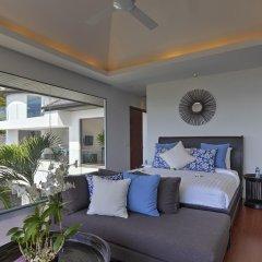 Отель Cape Panwa Villa комната для гостей