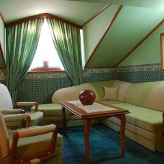 Hotel Restaurant Odeon 3* Люкс с различными типами кроватей фото 9