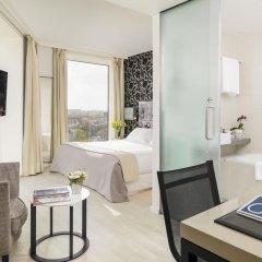 Отель H10 London Waterloo 4* Номер Делюкс с различными типами кроватей фото 6