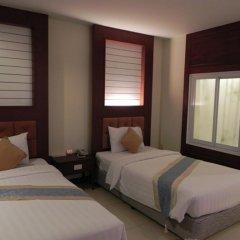Crystal Palace Hotel 4* Улучшенный номер с различными типами кроватей фото 3
