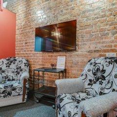 Мини-отель 15 комнат 2* Номер Делюкс с разными типами кроватей фото 8