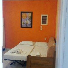 Potos Hotel 3* Апартаменты Эконом с различными типами кроватей фото 16