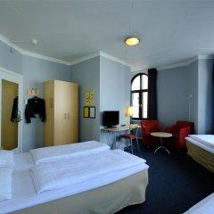 Zleep Hotel Copenhagen City 3* Номер категории Эконом с различными типами кроватей фото 2