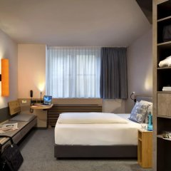 Fleming's Express Hotel Frankfurt (Formerly Intercity Hotel Frankfurt) 3* Представительский номер с различными типами кроватей фото 5