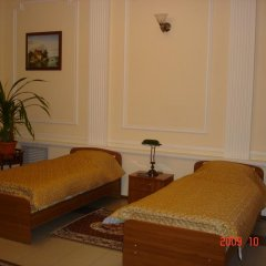 Гостиница Омега 3* Улучшенный номер с различными типами кроватей фото 6