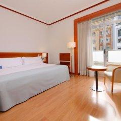 Hotel Madrid Plaza de Espana managed by Melia 4* Номер категории Премиум с различными типами кроватей фото 3