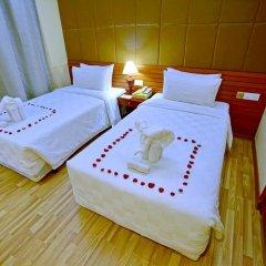 Oway Grand Hotel 3* Улучшенный номер с различными типами кроватей фото 5