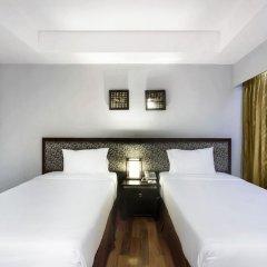 Отель D Varee Jomtien Beach 4* Улучшенный номер с различными типами кроватей фото 4