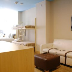 Отель TRYP By Wyndham Times Square South 4* Стандартный семейный номер с двуспальной кроватью фото 5
