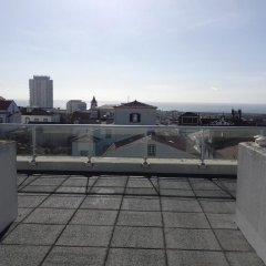 Отель Residencial Sete Cidades Понта-Делгада приотельная территория