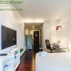Отель The Title Phuket 4* Улучшенный номер с разными типами кроватей фото 2