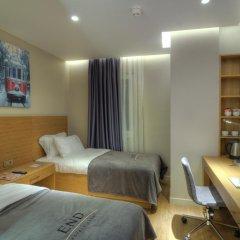 Отель Endless Suites Taksim 4* Стандартный номер с различными типами кроватей фото 3